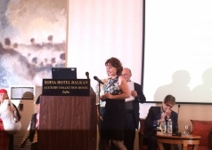 Награда на БАРОК 2014
