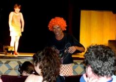 Актьорски техники и пантомима