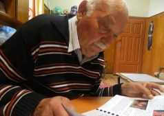 Марко Семов-Старият будилник