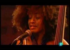 """Esperanza Spalding - """"Wild Is The Wind"""""""