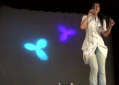 2 Пред бога раждаме се равни в Кнежа 25/06/2013 (Deaf Perfomance Bulgaria)